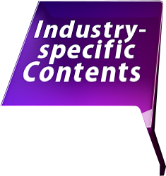 Industry-specific Contents